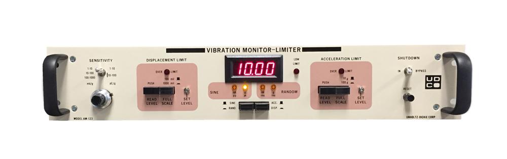 Am 123 Vibration Monitor Limiter Special Instrumentation